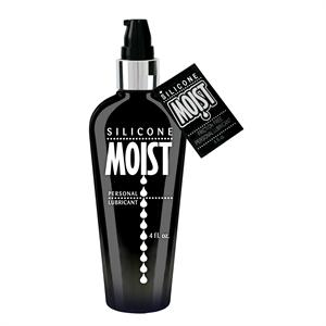 Moist Silicone Lubricant