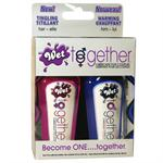 Wet Together Lubricant for Couples