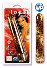 THE LEOPARD MASSAGER